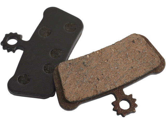 Red Cycling Products Avid XO Trail 4 Piston Disc Brake Pads semi-metal